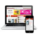 Akademibokhandeln gör bokreakatalogen digital