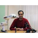 Nu ska roboten lära sig saker själv