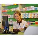 Hälsotidningar och TV om apotekspersonal får välja