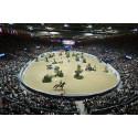 Gothenburg Horse Show blickar mot 40-årsjubileum och dubbla världscupfinaler 2016