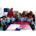 Rotary stödjer SIRA-skolan i Jeriko