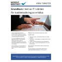 Grundkurs i test av vård-IT - ny tjänst från Nordic Medtest