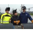Sammansvetsat samarbete om ny fjärrvärmeledning