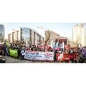 Malmö deltar i global protest mot TTIP