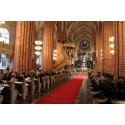 Ekumenisk minneshögtid i Storkyrkan av folkmordet