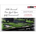 SAVE THE DATE: Peer Gynt Open Golf Tournament 20th Anniversary 21 October 2015