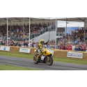 Valentino Rossi Scampers up Legendary 1.16 Mile Hill Climb on Yamaha YZR-M1