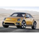 Premiär i Detroit: Volkswagen presenterar konceptbilen Beetle Dune