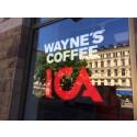 Wayne's Coffee och ICA i nytt kafésamarbete på Kungsholmen