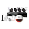 Säkra ditt hem och företag med Kguards nya Easy Link PLUS Series Combo Kit
