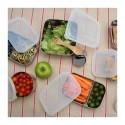 Miljövänlig matförvaring i rostfritt stål
