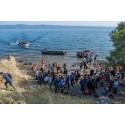 Grekland: Kaos och eländiga förhållanden möter de rekordmånga flyktingarna på Lesvos