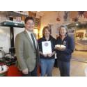 Creating award-winning 'dishes' at Glenshee Pottery