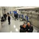 Energieffektivt pumpe- og transportsystem forbinder nu Billund med Grindsted