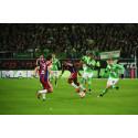 Wolfsburg mot FC Bayern i tyska supercupen