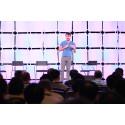 Jeff Hammerbacher speaks at EmTech Singapore, 20 Jan 2014