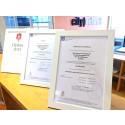 Säkerställd kvalitet och kundfokus genom ISO 9001
