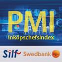 PMI föll till 53,2 i augusti – mojnande produktionstillväxt i Sverige