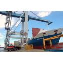 Kuehne + Nagel AB utökar containervolymer via Helsingborgs Hamn