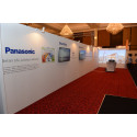 Panasonic Solutions Expo Cambodia Corporate Branding