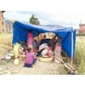PMU når fram med akut insats efter jordbävningen i Nepal