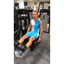 Ironman flexes his muscles with help from Bury Leisure