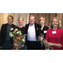 Guld till Moa Fransson i IVA:s Mentor4Research