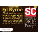 Glitzy, Glamorous & Gobsmacking - Infosec Partners at the 2015 SC Magazine Awards Europe.
