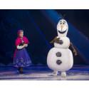Disneysuccén FROST och tre Disneyklassiker i Disney On Ice nya isshow. Premiär 2 januari Ericsson Globe