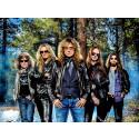 Nu er der atter billetter til den eneste Whitesnake-koncert i Danmark
