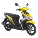 Launch of the New Mio125 onto the Indonesian Market ~Scooter Featuring the Next-generation Compact Engine based on  the BLUE CORE concept