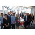 Huawei skickar tio telekomtalanger på inspirationsresa till Kina