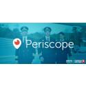 Turkish Airlines livesänder transatlantisk flight på Periscope