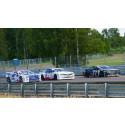Trippelseger för Memphis Racing i V8 Thunder Cars