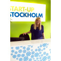 Start-Up Stockholm Anna Nedeby Bar-Am i receptionen