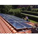 Solceller i byggnader