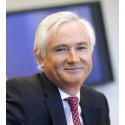 Alan Begg, ny hedersdoktor vid universitetet