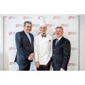Världsberömda Chef Anton Mosimann går in i exklusivt samarbete med Swiss Education Group