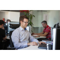 Konsulter jobbar på Sundsvallskontoret