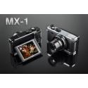 Pentax lanserer et nytt avansert kompaktkamera