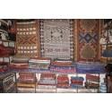 A typical carpet shop