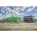 Invigning av Brunngård Groups nya lokaler