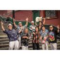Peruansk cumbia, midsommardans och visor på Sommarunderhållningen