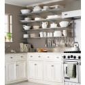 Køkken opbevaring med Elfa Classic