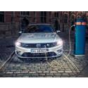 Passat GTE – sportslimousine og elbil i én pakke fra 499.990 kr.