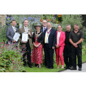 Bury wins gold and best in category at 2015 Britain in Bloom awards