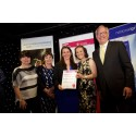 Mondelēz International awarded reaccreditation in Business in the Community's Responsible Business Awards