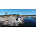 Här ska Sveriges modernaste mätningar av havsnivån göras