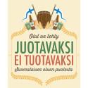 Tutkimus: Suomalaiset ostavat olutta ulkomailta 69 miljoonaa litraa vuosittain