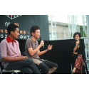 Singapore: Inside Out debuts in Beijing - Daily Programme: April 23 Inspiration session - Safuan Johari - Brandon Tay - Kelly Cha